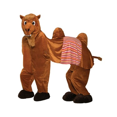 Adult Two Man Camel Costume