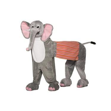 Adult Two Man Elephant Costume