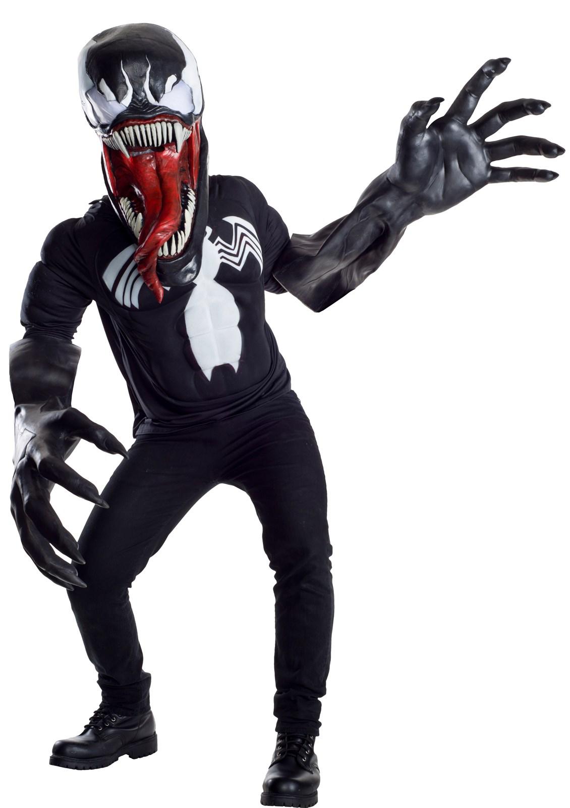 Adult Venom Creature Reacher Costume
