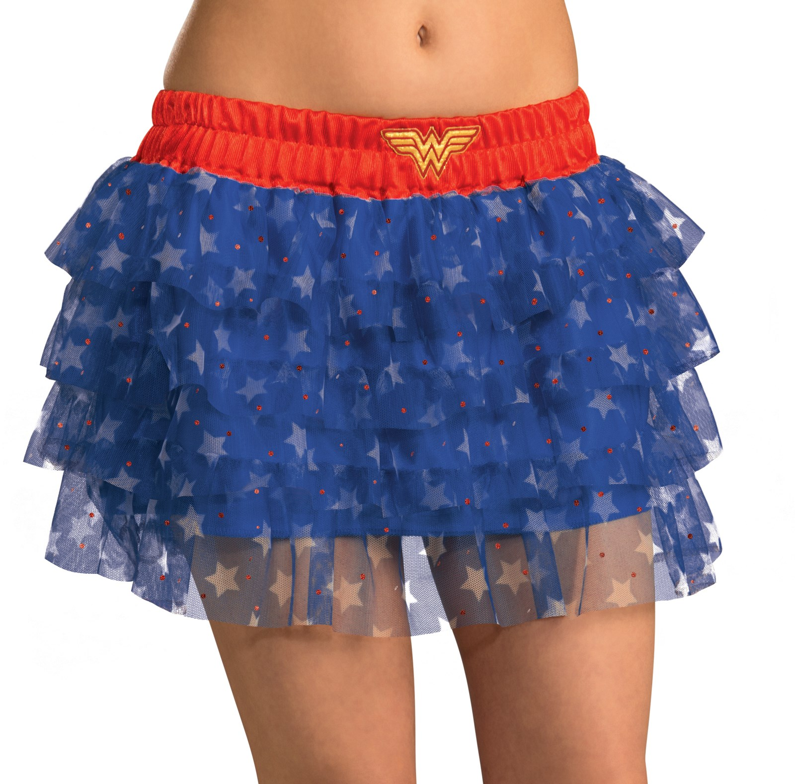 Adult Wonder Woman Tutu Skirt