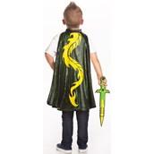 Adventure Dragon Cape & Sword Set For Boys