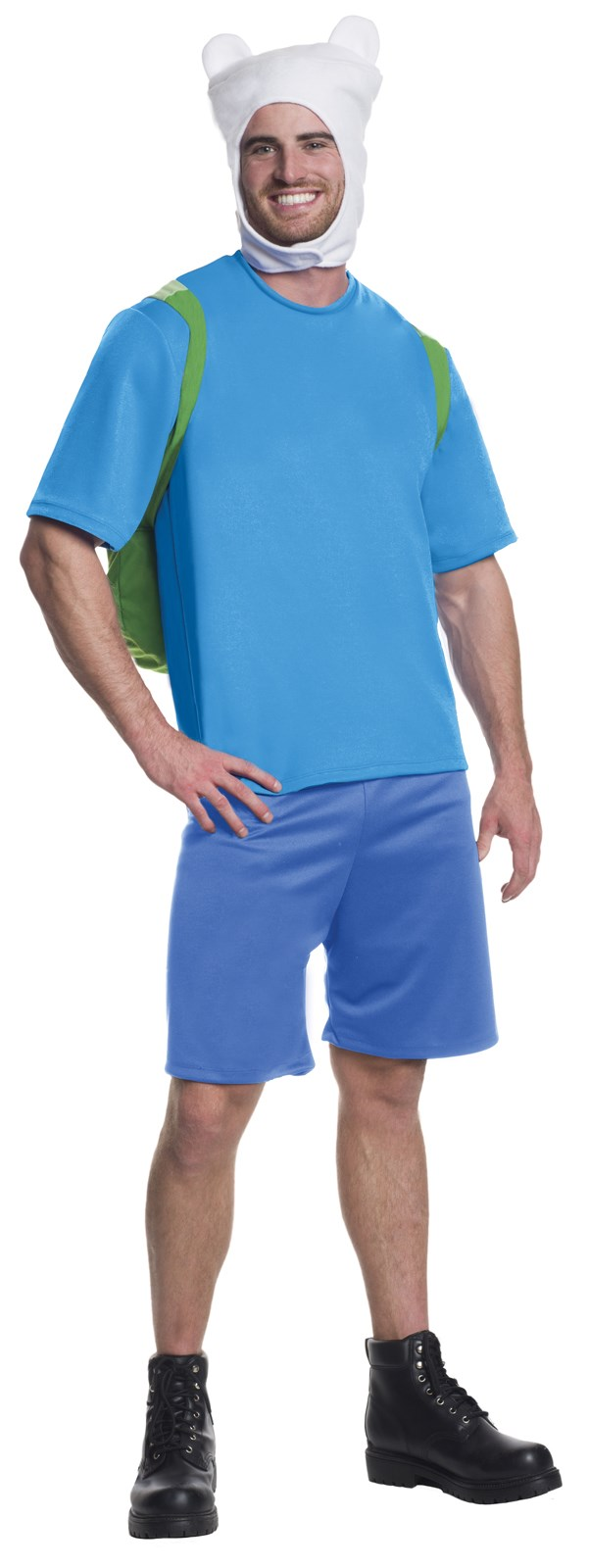 Adventure Time - Deluxe Finn Costume For Adults