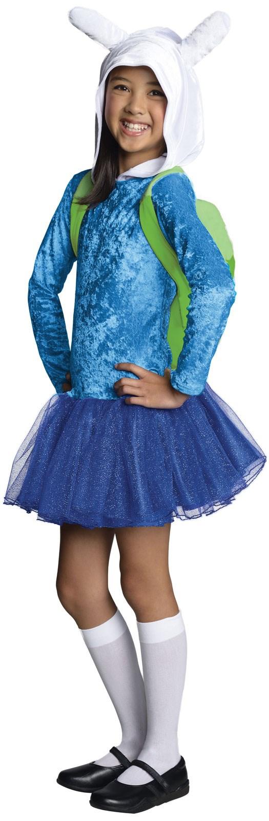 Adventure Time - Girls Fionna Costume