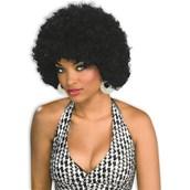 Afro Black Economy Adult Wig
