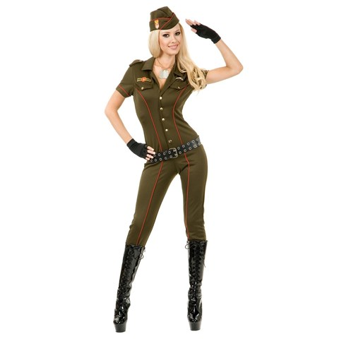 Air Force Angel Adult Costume