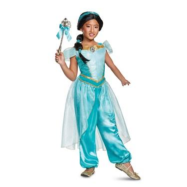 Aladdin Jasmine Deluxe Toddler Costume