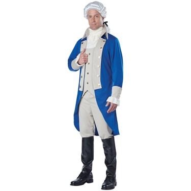 Alexander Hamilton/George Washington Adult Costume