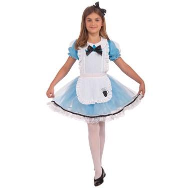 Alice Child Costume