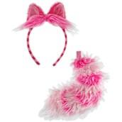 Alice in Wonderland - Cheshire Cat Accessory Set (Adult)
