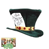 Alice In Wonderland - Classic Mad Hatter Hat