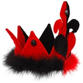 Alice in Wonderland - Classic Queen of Hearts Crown