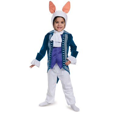 Alice Through The Looking Glass Toddler Costume