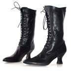 Amelia (Black) Adult Boots