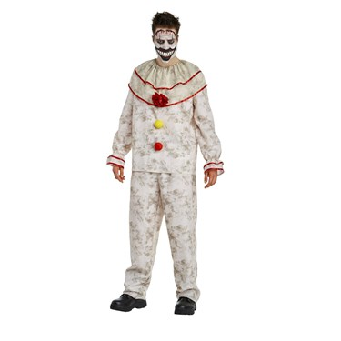 American Horror Story Twisty The Clown Adult Costume