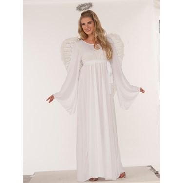 Angel Value Adult Plus Costume