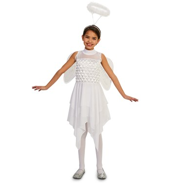 Angelic Angel Child Costume
