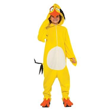 Angry Birds Movie: Chuck Child Costume