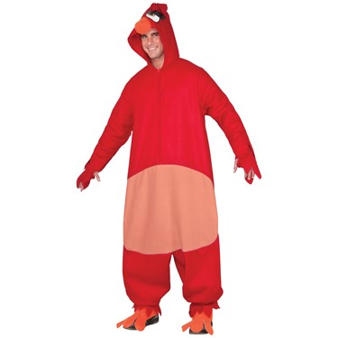 Angry Birds Movie: Red Bird Adult Costume