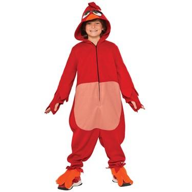 Angry Birds Movie: Red Bird Child Costume