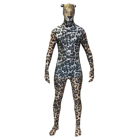 Animal Planet - Jaguar Morphsuit