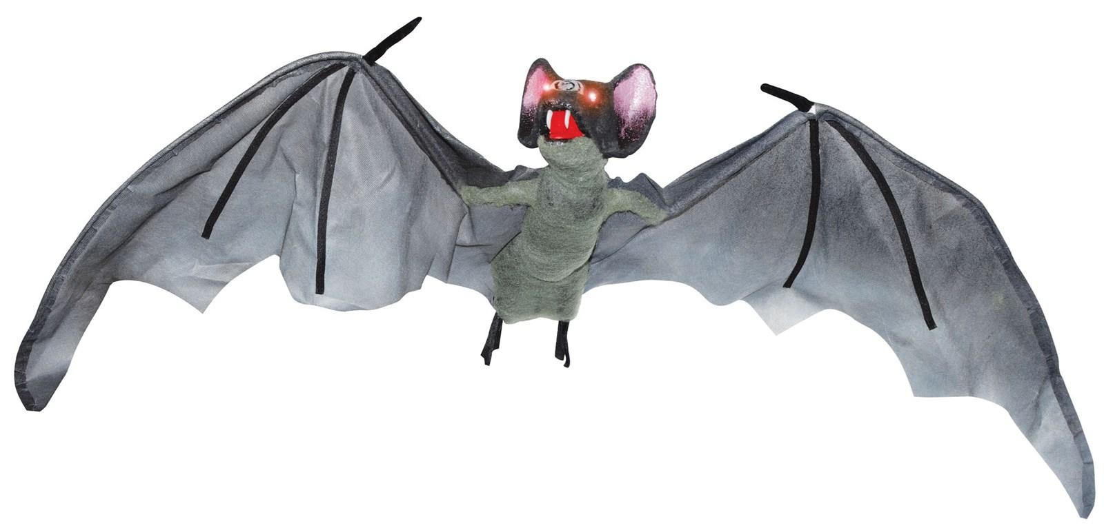 Animated bat decoration - Decoration image ...