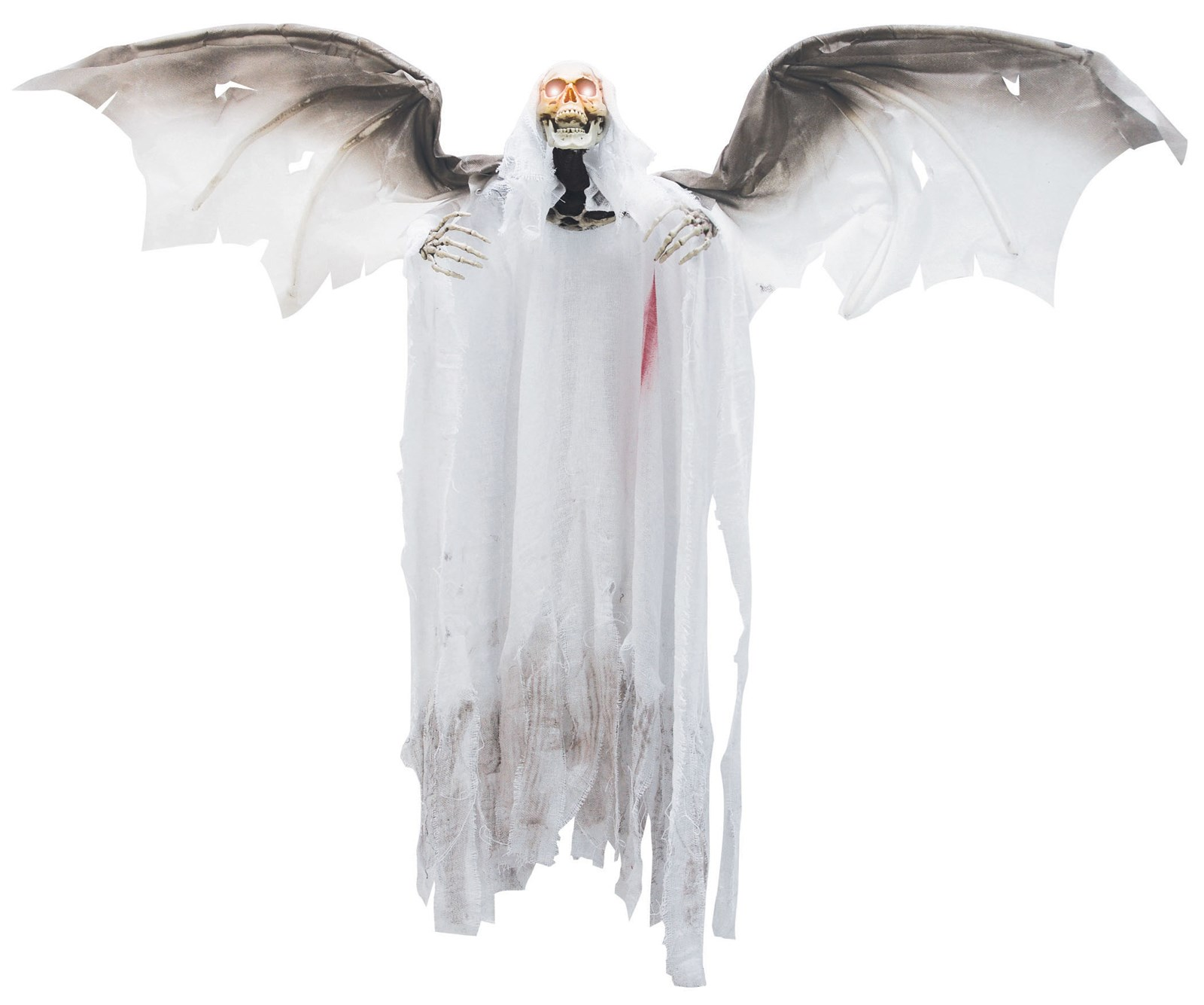 Animated flying winged reaper for Animated flying reaper decoration