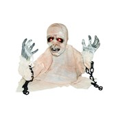Animated Groundbreaker Mummy with Lights & Sounds