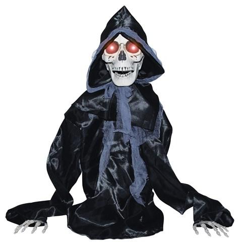 Animated Rising Black Reaper