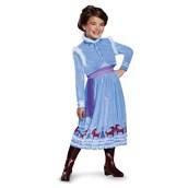 Anna Frozen Adventure Dress Deluxe Costume