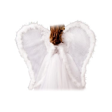Annabelle Child Angel Wings