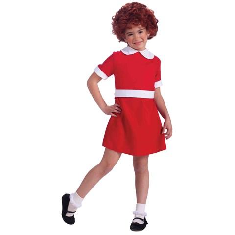 Annie Child Costume