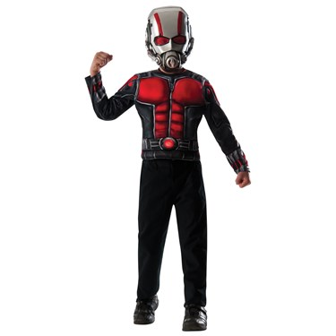 Ant-Man Kids Muscle Chest Shirt Kit
