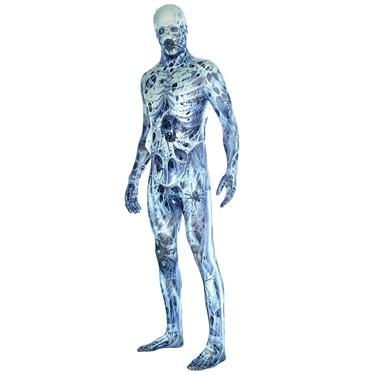 Arachnomania Adult Morphsuit Costume