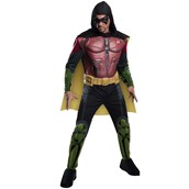 Arkham Robin Muscle Chest Adult Costume