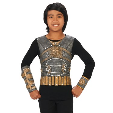 Armor and Wrist Guard Set Child