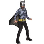 Armored Batman Deluxe Costume Top Box Set Child One Size