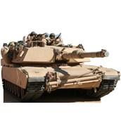Army Tank Standup - 4' Tall