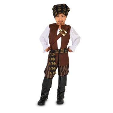 Arrrgh! Pirate Toddler Costume