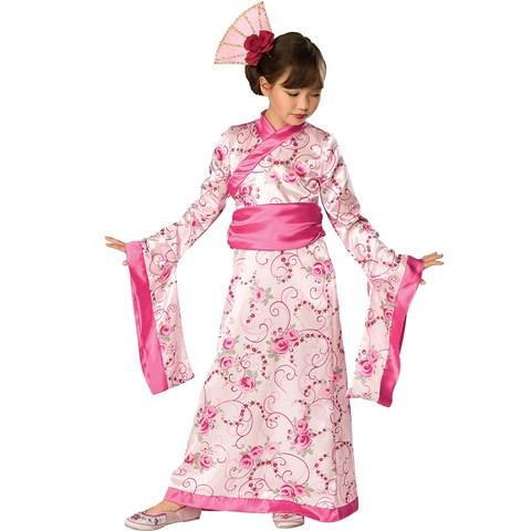 Asian Princess Child Costume