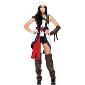 Assassin's Creed - Ladies Connor Costume