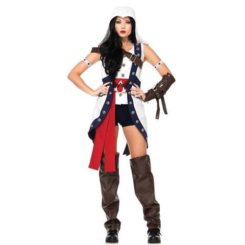 Assassin's Creed - Ladies Connor Costume