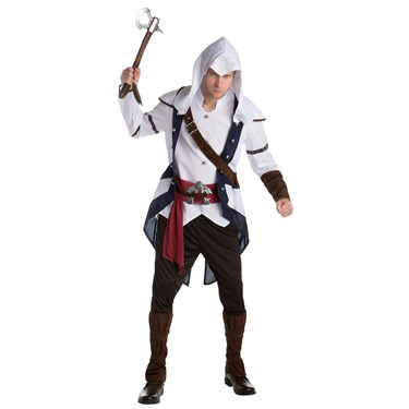 Assassin's Creed: Connor Classic Adult Costume