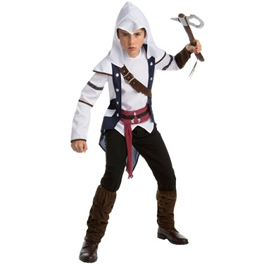 Assassins Creed Connor Classic Teen Costume