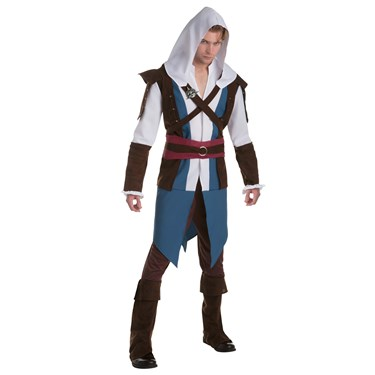 Assassin's Creed: Edward Classic Adult Costume