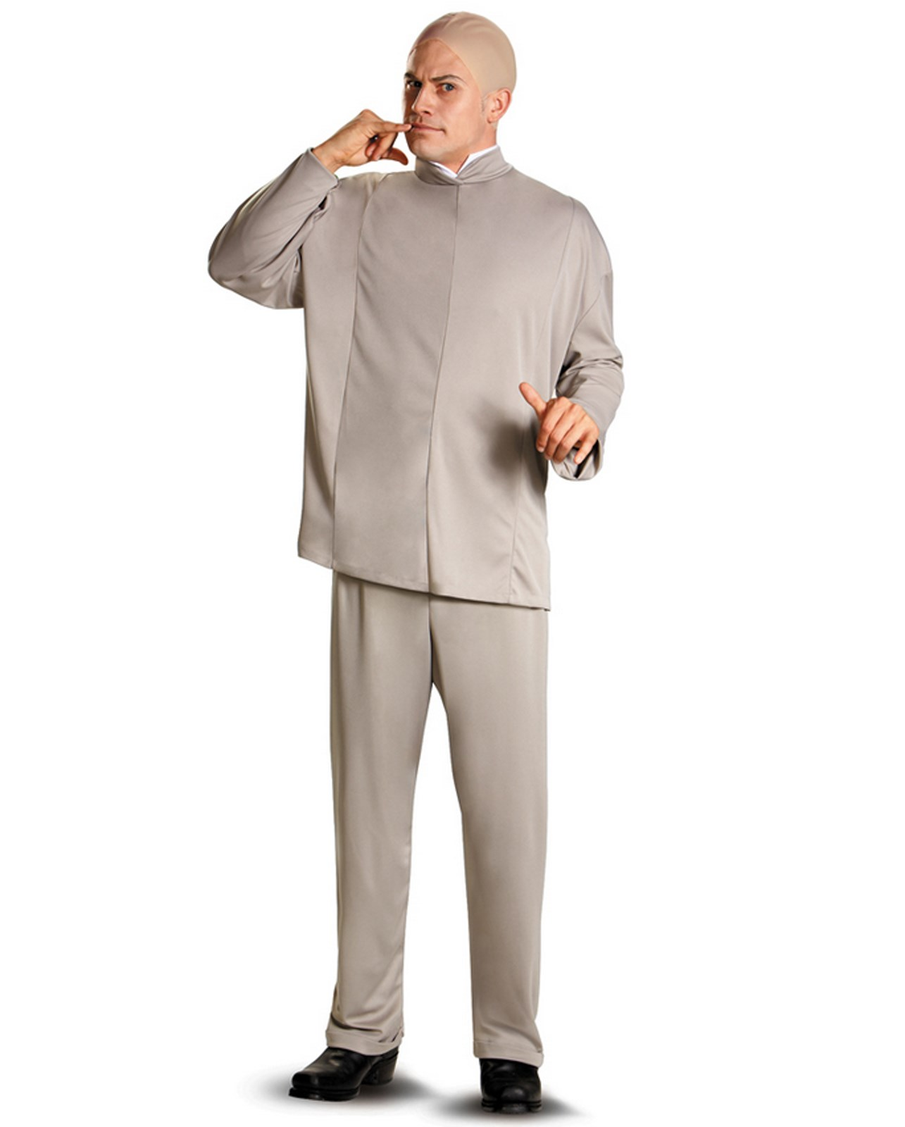 Austin Powers Dr. Evil Deluxe Adult Costume | BuyCostumes.com