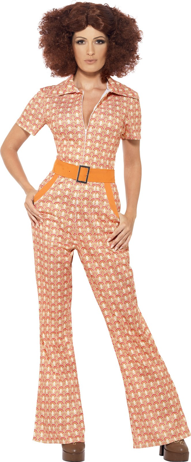Authentic 70s Chic Costume For Women