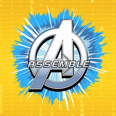 Avenger Assemble Beverage Napkins
