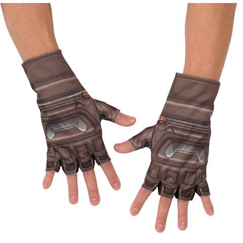 Avengers 2 - Age of Ultron: Captain America Gloves For Men