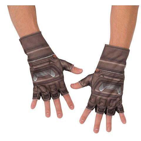 Avengers 2 - Age of Ultron:  Captain America Kids Gloves