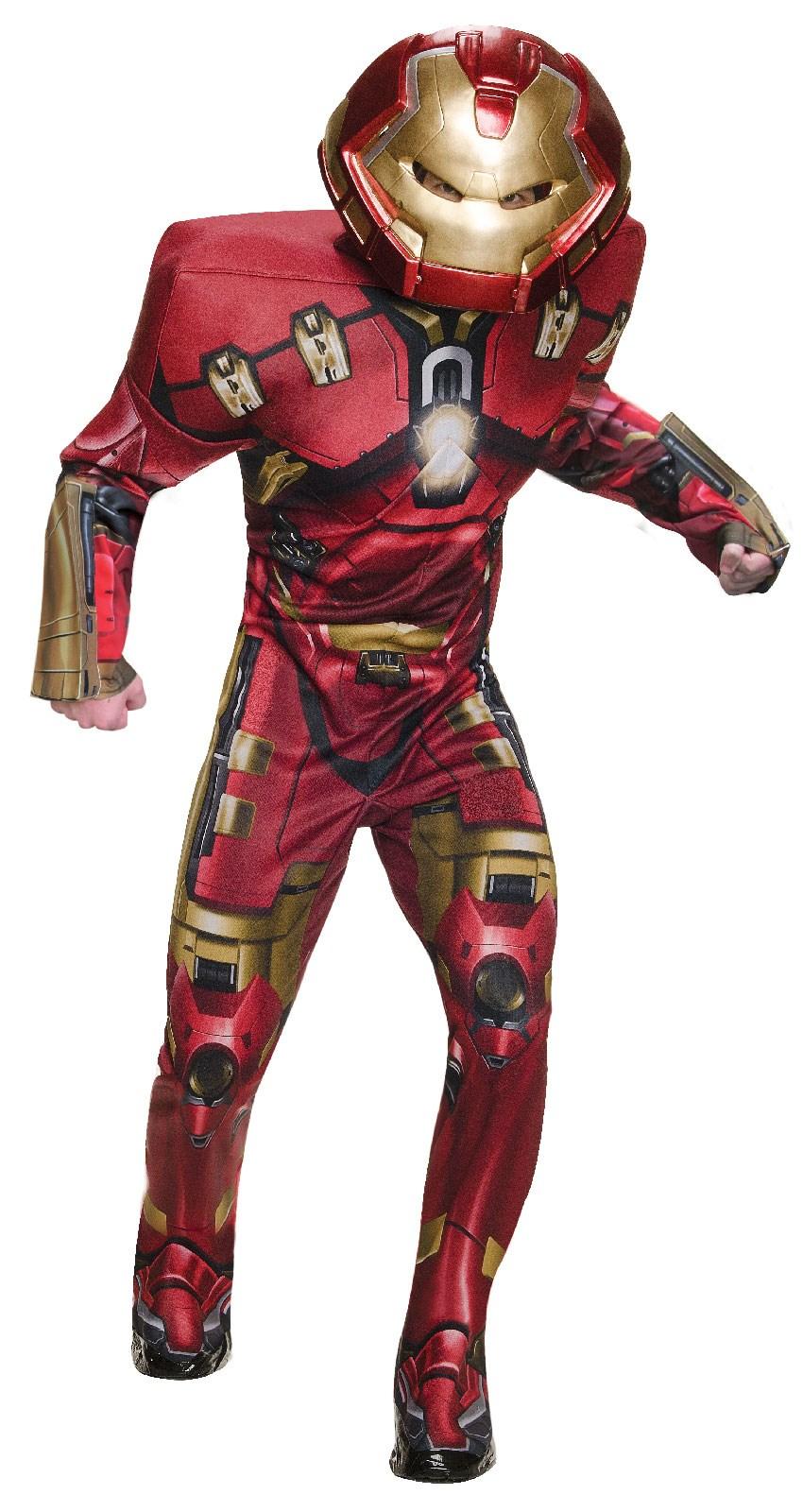 Avengers 2 - Age of Ultron: Deluxe Hulk Buster Costume For Men